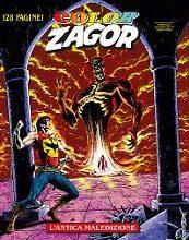 Nuvole di parole (3) – Zagor  «L'antica maledizione»