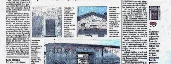 Goodmorning Brescia (114) – La memoria ostinata di 20 interminabili anni