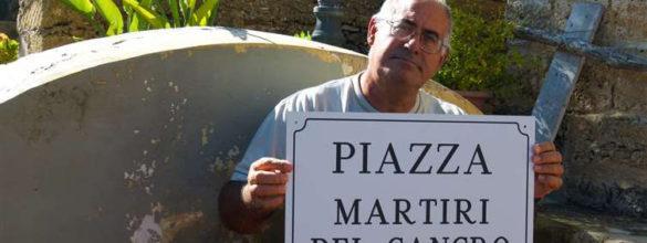 I & S – Piazza Martiri del Cancro e change.org