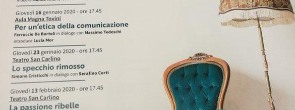 Goodmorning Brescia (159) – Questa sì che si chiama cultura a tutto tondo!