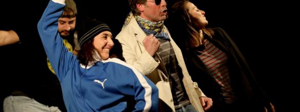 Brescia città del Teatro (12) – Moltisanti… in paradiso